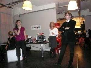 Presentation LEXMARK X4950