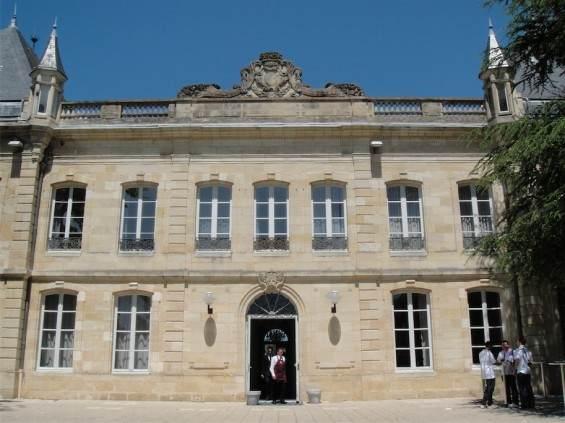 Chateau du haillan