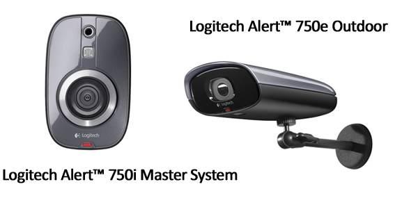 La vidéo surveillance by Logitech