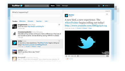New Twitter explain by Will.I.Am & Nicki Minaj