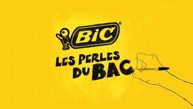 Les Perles du Bac by BIC