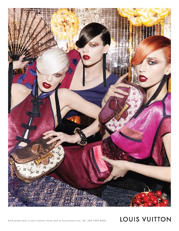 Louis Vuitton – Spring/Summer 2011 Campaign