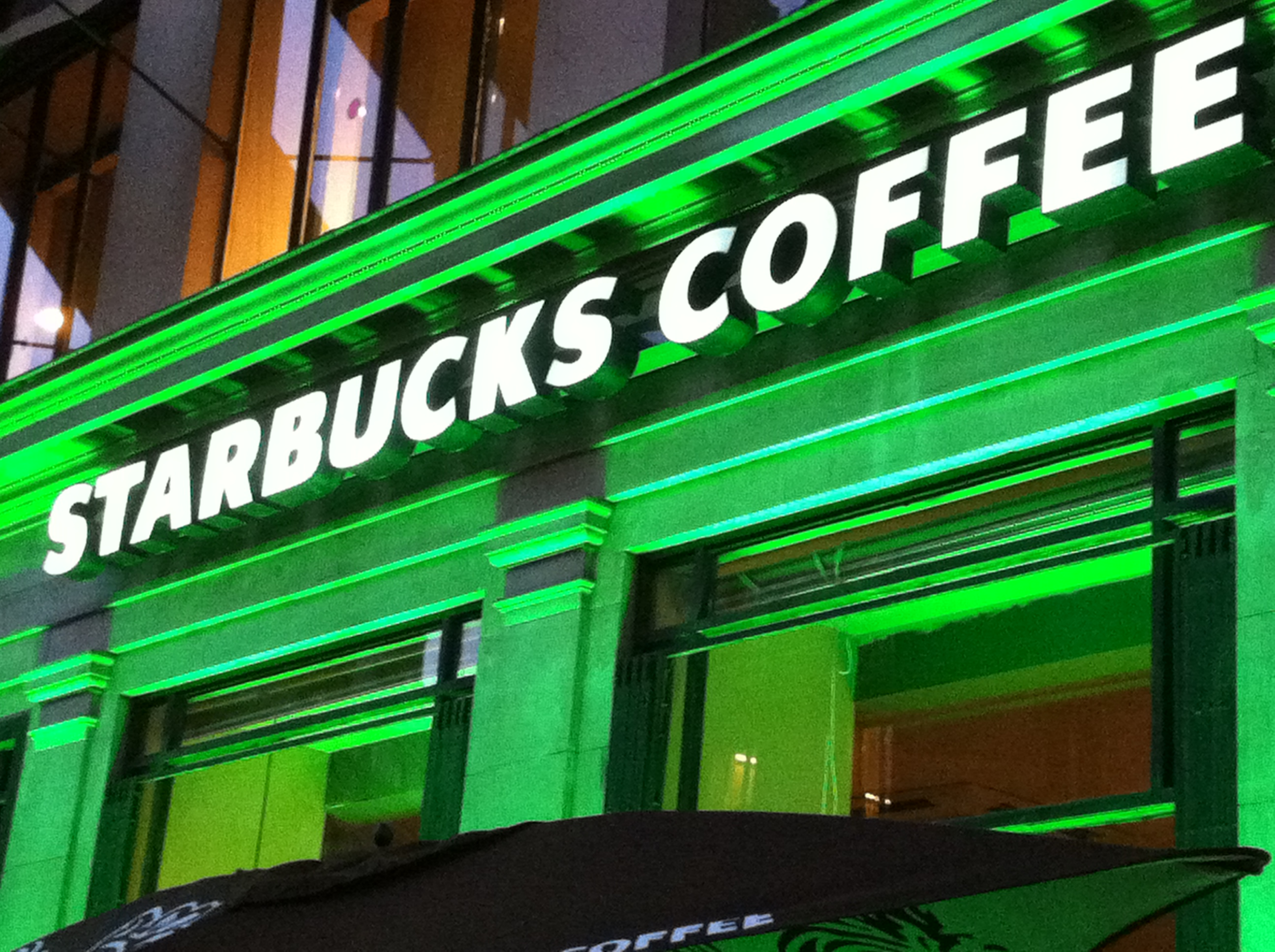 Starbucks fête ses 40 ans et son nouveau logo