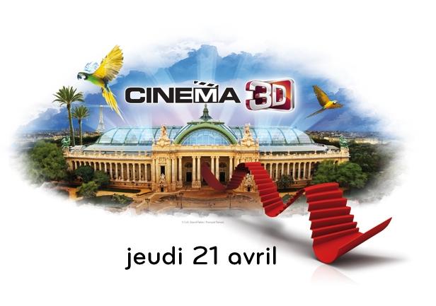 Venez assister à la plus grande projection privé en 3D au monde