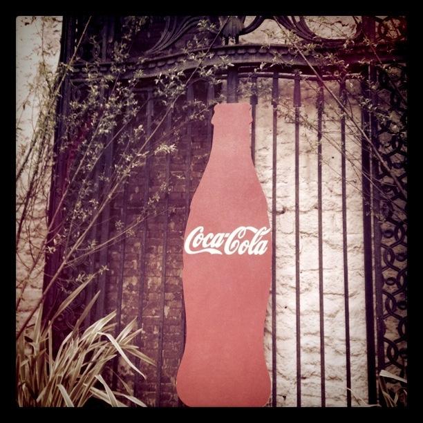 Ouverture de l'espace Coca-cola pour ses 125 ans
