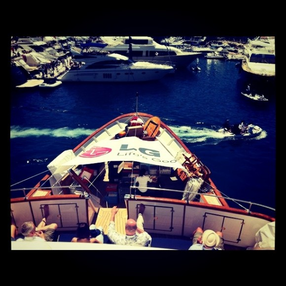 LG - Life's Good Monaco