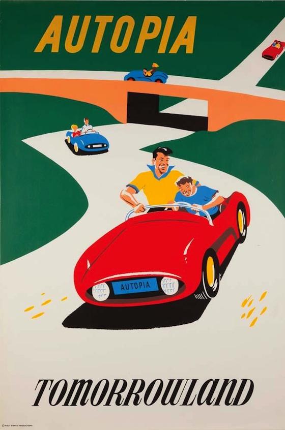 Vintage Disney Posters