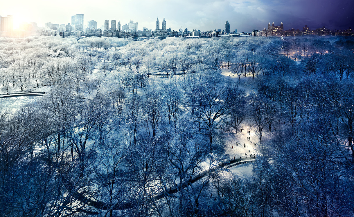 New York par Stephen Wilkes
