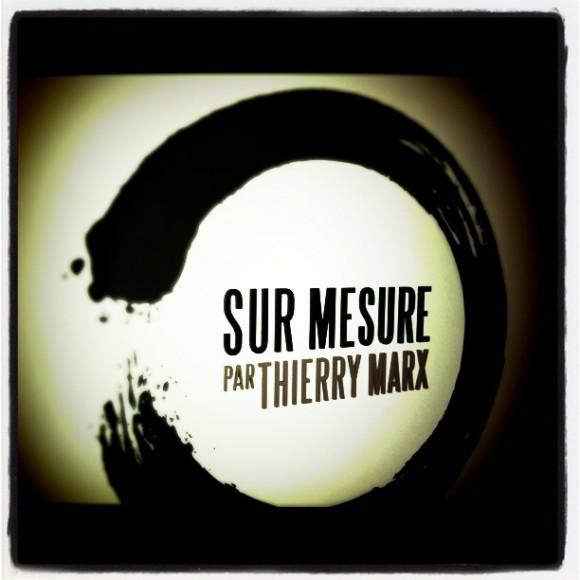 Mandarin Oriental Paris - Thierry Marx sur mesure
