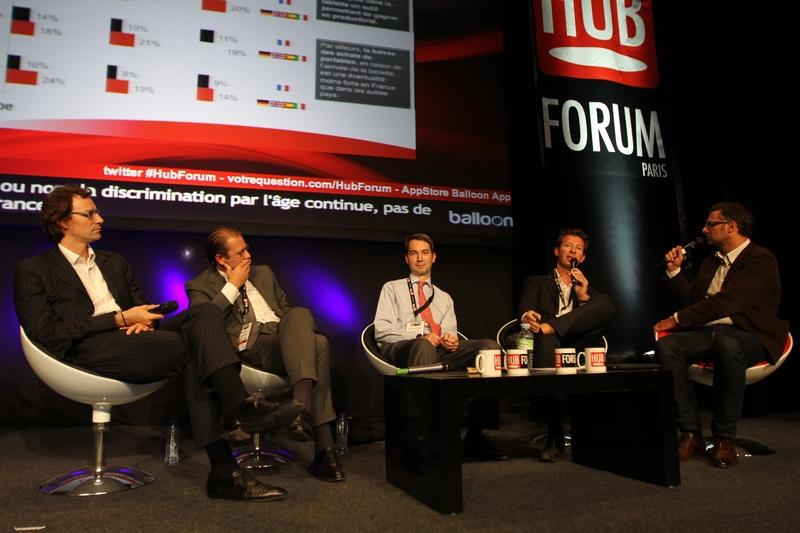 Retour sur le Hub Forum 2011