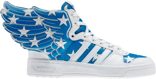 Jeremy Scott X adidas 2012