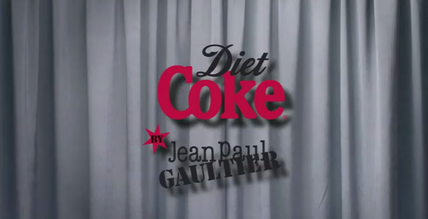 Jean-Paul Gaultier pour Diet Coke