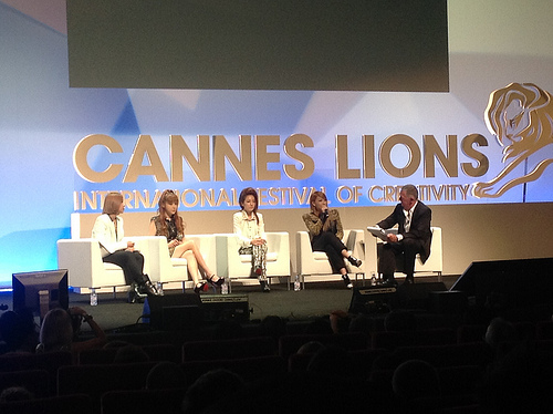 #canneslions – Day 1 – K-pop – 2NE1