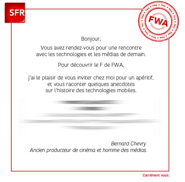Rencontre SFR N°2 #SFRFWA