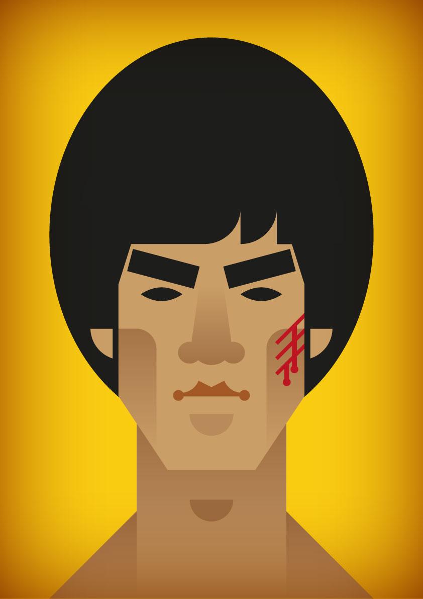 Stanley Chow x inspiration illustration