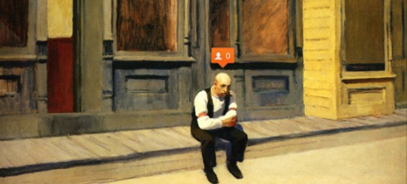 Edward Hopper Used Instagram and Facebook_01