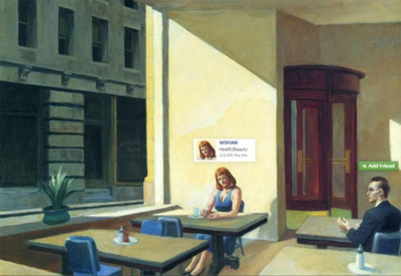 Edward Hopper Used Instagram and Facebook_05