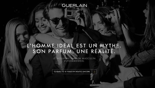 L'homme idéal by Guerlain – Le Film