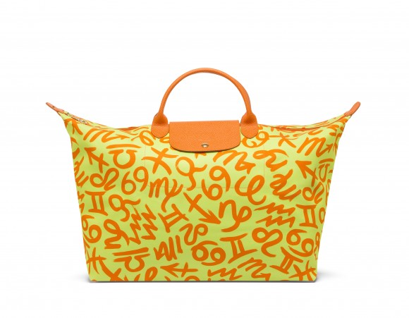 LE PLIAGE ZODIAC JEREMY SCOTT FOR LONGCHAMP PE 15
