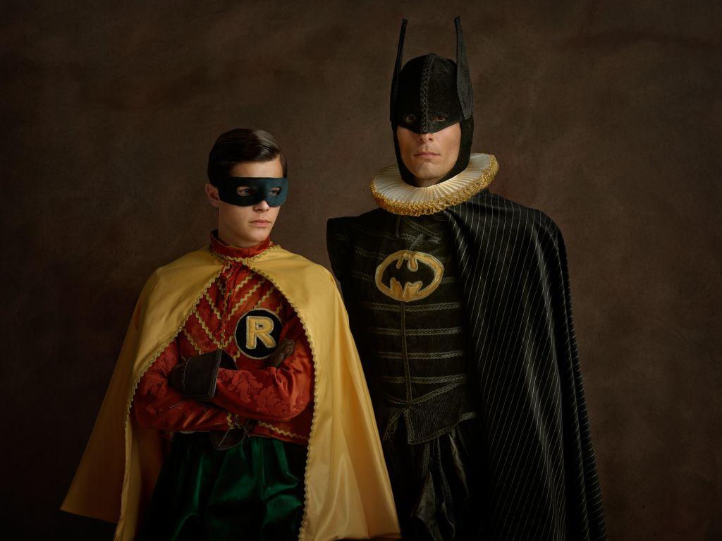 SUPER FLEMISH – Super heros