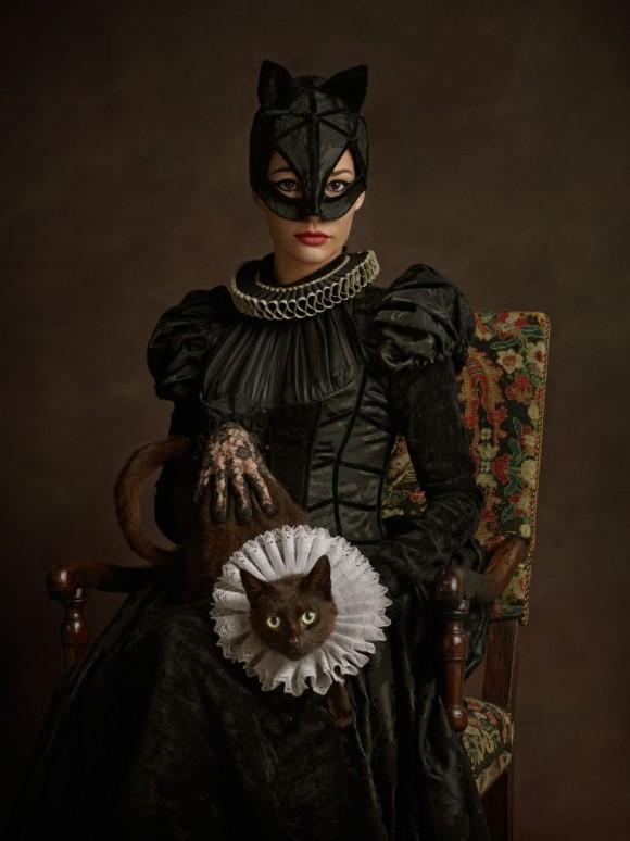 sacha-goldberger-super-flemish-SuperHerosFlamands_CatwomanFace_009