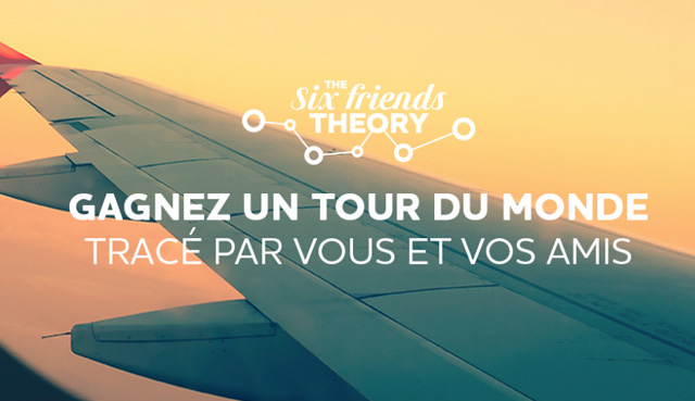 #6FriendsTheory par Mercure