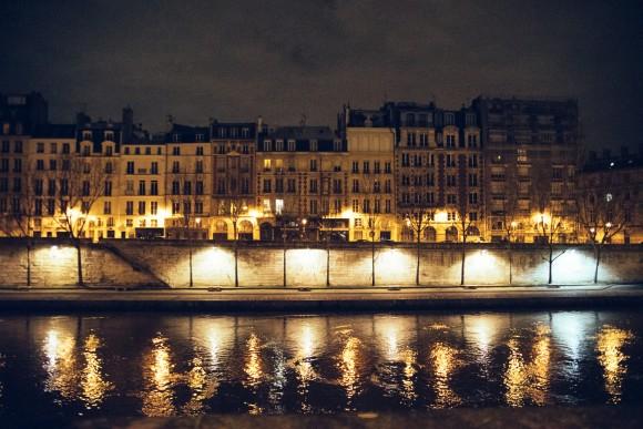Ile de la cité - Desert in Paris - © Genaro Bardy