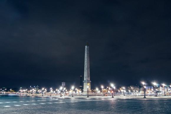Concorde - Desert in Paris - © Genaro Bardy