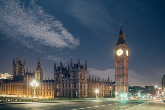 Desert in London - Big Ben Westminster Bridge - Christmas 2015 - Genaro Bardy -14