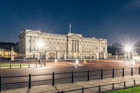Desert in London - Buckingham Palace - Christmas 2015 - Genaro Bardy -12