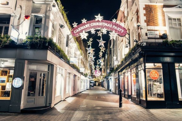 Desert in London - Carnaby Kingly - Christmas 2015 - Genaro Bardy -24