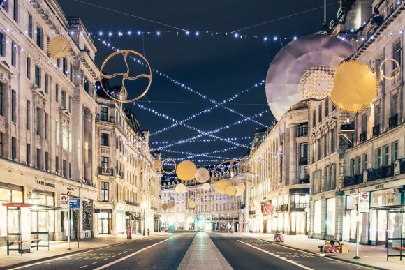 Desert in London - Regent Street - Christmas 2015 - Genaro Bardy -23