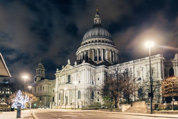 Desert in London - Saint Paul s Cathedral - Christmas 2015 - Genaro Bardy -4