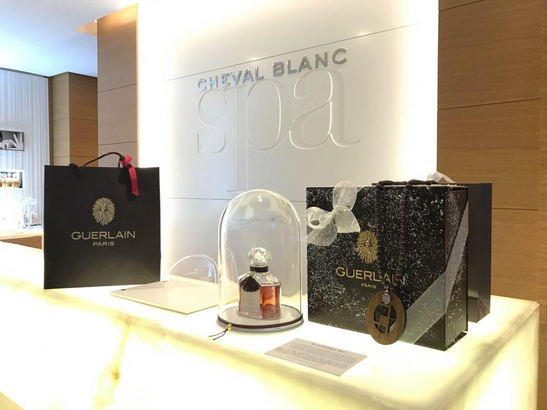 Nouveautés –  SPA Cheval Blanc Courchevel