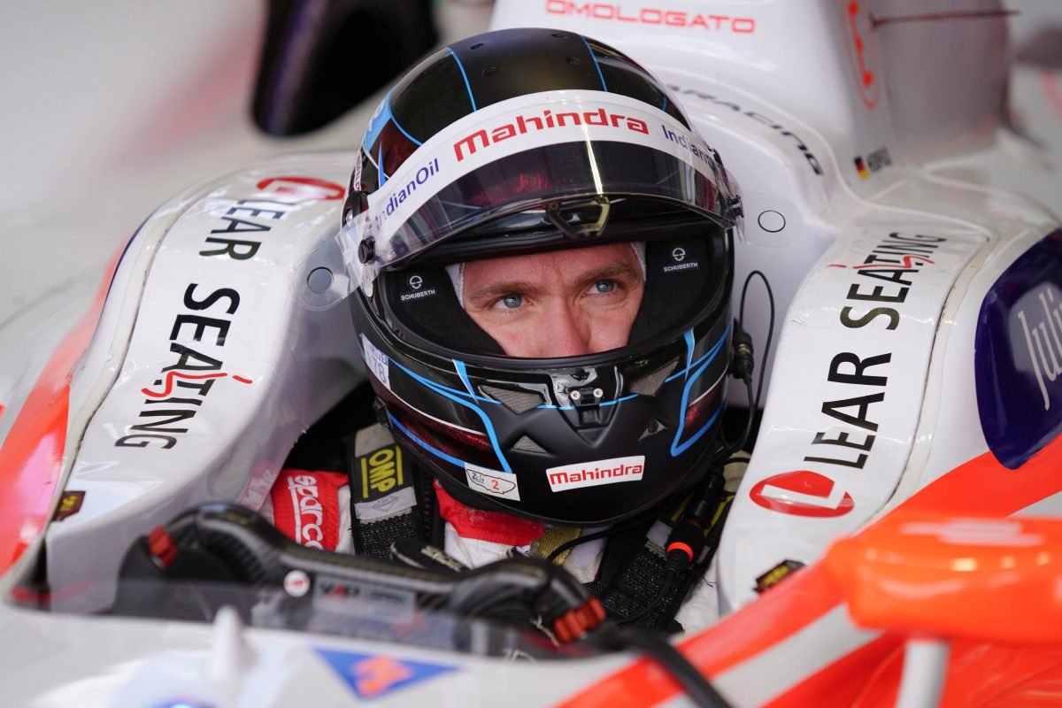 Inside the Mahindra Racing team at Formula E Paris