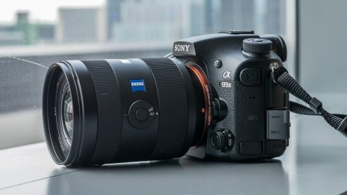 Test du Sony A99II