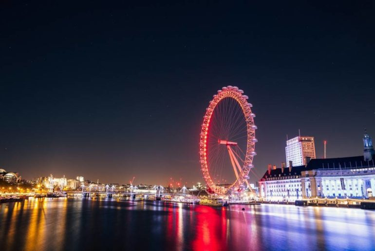 Desert in London - The London Eye - Christmas 2015 - Genaro Bardy -15