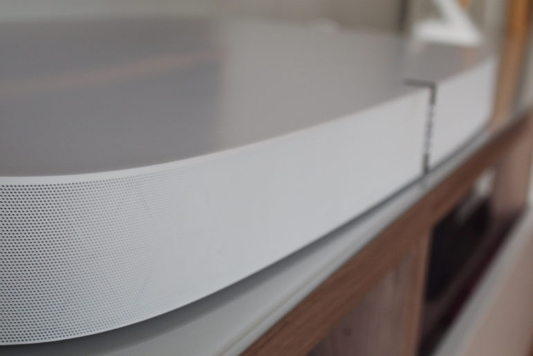 Test Playbase Sonos